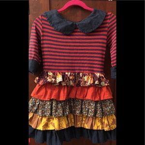 Persnickety dress 4.  EUC